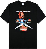 Childs Play 2 Chucky Toy Box Tee Shirt