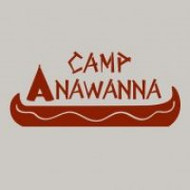 Camp Anawana Vintage Style Juniors Tee Shirt