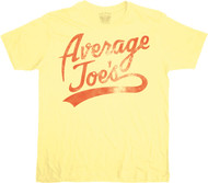 Dodgeball Average Joes Mens Tee Shirt