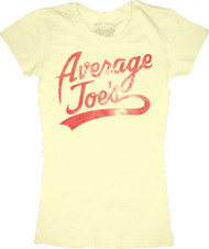 Dodgeball Average Joes Juniors Tee Shirt