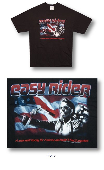 Easy Rider Looking for America Mens Tee Shirt
