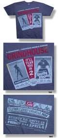 Grindhouse Drive In Mens Tee Shirt