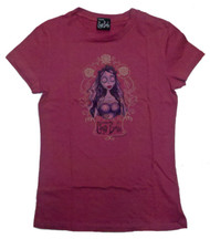 Corpse Bride Juniors T-Shirt
