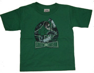 Green Lantern in The Spotlight Toddler Tee Shirt