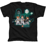 Lego Harry Potter Boys Black Tee Shirt