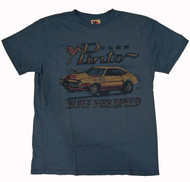 Mens Ford Pinto Tee Shirt by Junk Food Clothing