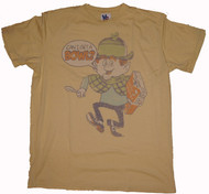 Mens Junk Food Lucky Charms Get a Bowl Vintage Tee Shirt