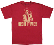 Borat High Five Mens Tee Shirt