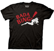 The Sopranos Bada Bing Mens Tee Shirt