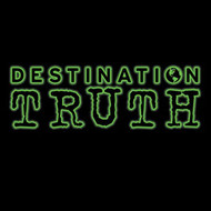 Destination Truth Logo Juniors Tee Shirt
