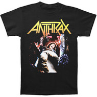 Anthrax Spreading The Disease Mens Tee Shirt