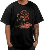 All That Remains Zombie Mens Tee Shirt