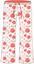 David and Goliath Apple Cider Pajama Pants