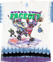 Grateful Dead Steal Your Faceoff Mens T Shirt