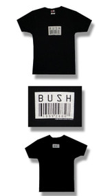 Bush Barcode Juniors Tee Shirt