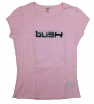 Bush Pink Baby Doll Shirt