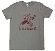 Jesus Saves Mens Tee Shirt