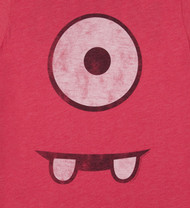 Yo Gabba Gabba Muno Womens Tee Shirt by Junk Food Clothing