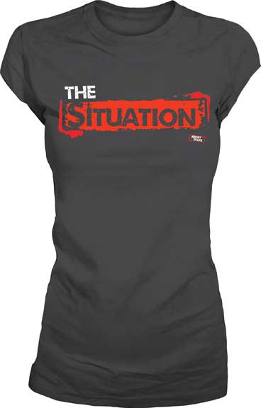 Jersey Shore The Situation Womens T Shirt