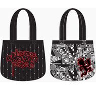 INSANE CLOWN POSSE ALL OVER PRINT TOTE BAG