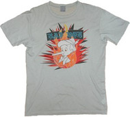 Pinocchio Bad Boy Mens Tee Shirt