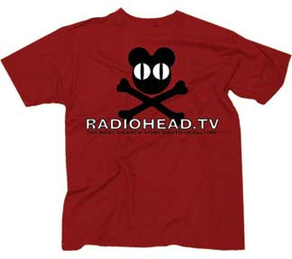 Radiohead TV Kids Tee Shirt