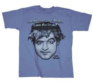 John Belushi College Mens T Shirt