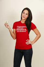 Romance Without Finance No Chance T Shirt