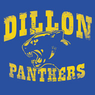 Friday Night Lights Dillon Panthers Womens Tee Shirt