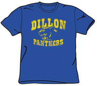 Friday Night Lights Dillon Panthers Mens Tee Shirt