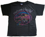 Ford Dont Come A Knockin Womens Weekend Tee Shirt by Junk Food Clothing