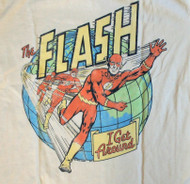 Mens Flash I Get Around Tee Shirt by Junk Food Clothing