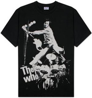 The Who Flying High Mens Tee Shirt