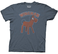 Gumby Pokey Wingman Mens Tee Shirt