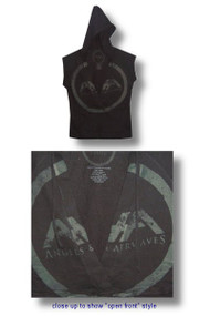 Angels and Airwaves Sleeveless Terry Hoodie