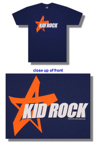 Kid Rock Star Mens Tee Shirt
