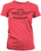 Iggy and The Stooges Wing Logo Womens Tee Shirt