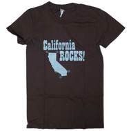 California Rocks Womens TShirt