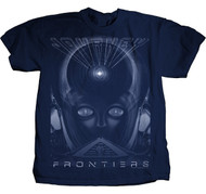 Journey Frontiers Mens Tee Shirt