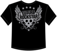 Future Rockstar Toddler Tee Shirt