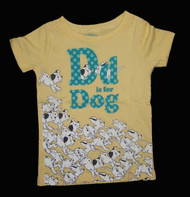 Disney Couture D is For Dog Toddler T Shirt