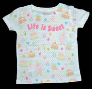 Disney Couture Life is Sweet Toddler T Shirt