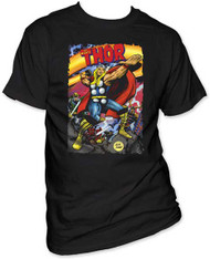 Marvel Comics The Mighty Thor Mens Tee Shirt