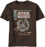 Star Wars Fabulous 1st Issue Mens Tee Shirt