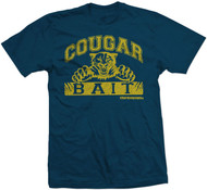 Cougar Bait Vintage Style Mens Tee Shirt