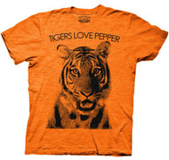 The Hangover Tigers Love Pepper Mens Tee Shirt