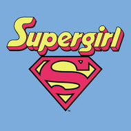 DC Comics Im a Supergirl Youth Tee Shirt