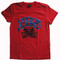 MC5 Car Red Womens Tee Shirt by Chaser