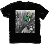 Green Lantern City Mens Tee Shirt