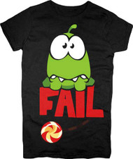 Cut The Rope Class Fail Womens Tee Shirt